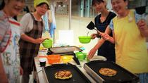 Experience Tokyo through Zazen, Walking and Okonomiyaki, Tokyo, Half-day Tours