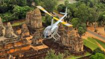 Angkor Wat Helicopter Flight with Private Tour of Temples, Siem Reap, Private Sightseeing Tours
