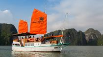 Full-Day Group Tour to Halong Bay on a Deluxe L'azalee Cruise from Hanoi, Halong Bay, Day Cruises