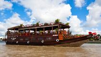 Mekong Delta Cruise Including Village Tour and Tuk Tuk Ride, Ho Chi Minh City, Overnight Tours