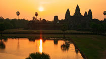 Private Sunset Cruise in Angkor Thom, Siem Reap, Bootstouren bei Nacht
