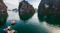 Private Tour: Deluxe Halong Bay Day Cruise including Seafood Lunch from Hanoi, Hanoi