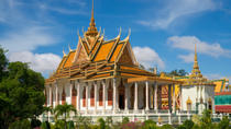 Private Tour: Phnom Penh City Tour including the Silver Pagoda, Phnom Penh, Hop-on Hop-off Tours