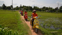 Vespa Countryside Tour from Siem Reap, Siem Reap, Vespa, Scooter & Moped Tours