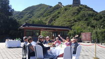 Luxury Tour: Dining Experience at the Entrance to the Ancient Badaling Great Wall plus Ming Tombs...