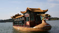 Private Day Tour: Juyongguan Pass Sacred Way Of Ming Tombs With A Dragon Boat Ride In The Summer ...
