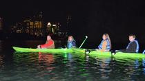 Glass Bottom Illuminated Night Kayak Tour, Austin, Night Tours
