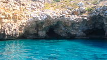 St. Isidoro to Santa Caterina Boat Tour with Stops in Porto Selvaggio, Uluzzo Bay and Punta Lea,...