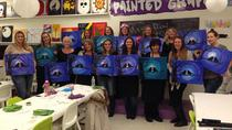 Paint and Sip Class, New Jersey