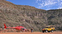 Above and Beyond Jeep and Helicopter Combo Tour, Sedona, 4WD, ATV & Off-Road Tours