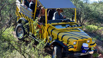 African Ambush Jeep & Winery Tour, Flagstaff, 4WD, ATV & Off-Road Tours