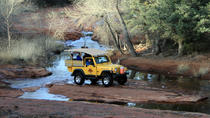 Red Rock West Off-Road Jeep Tour, Sedona, 4WD, ATV & Off-Road Tours