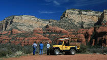 Sedona Jeep and Wine Tasting Combo Tour, Sedona og Flagstaff