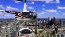 14-Minute Helicopter Tour Over Toronto, Toronto, Food Tours