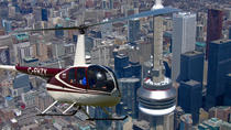 7-Minute Helicopter Tour Over Toronto, Toronto, Night Cruises