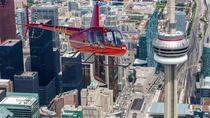 7-Minute Helicopter Tour Over Toronto, Toronto, Private Sightseeing Tours