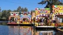 Private Tour Mexico City: Xochimilco, Frida Kahlo Museum and Coyoacan, Mexico City, Bus & Minivan ...
