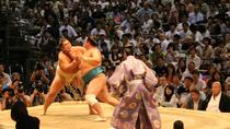 Guided Sumo Tournament Tour in Nagoya, 名古屋