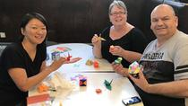 Origami Class in Nagoya, Nagoya, Literary, Art & Music Tours
