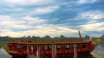 Sundeck Yoga on the Emperor Dragon Boat, Hue, Yoga Classes