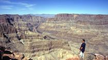 Excursão aérea e terrestre com tíquete opcional para o Skywalk do Grand Canyon, Las ...
