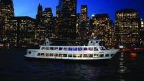 "Crucero ""hora feliz"" por el puerto de Nueva York, New York City, Night Cruises"