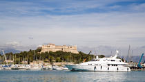 Panoramic audio-guide tour in Antibes and Saint Paul de Vence, Nice, Audio Guided Tours