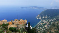 Panoramic Audio-guided Tour to Eze and the Principality of Monaco from Nice, Nice, null