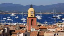 Panoramic Audio-Guided Tour to Saint Tropez from Nice , Nice, Day Trips
