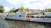 Amsterdam Canal Boat Hop-On Hop-Off Tour with Rijksmuseum Ticket, Amsterdam, Cultural Tours
