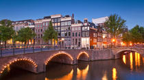 Amsterdam Canals Cruise with Freshly Prepared 4-Course Dinner, Amsterdam, null