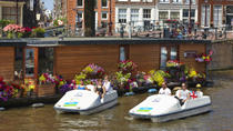 Amsterdam Canals Paddleboat Rental with Optional Heineken Experience, Amsterdam, Dinner Cruises