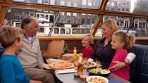 Amsterdam Canals Pizza Cruise Including Drinks