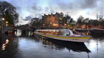 Amsterdam Evening Canal Cruise with 4-Course Dinner and Drinks, Amsterdam, Dinner Cruises