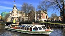 Amsterdam Hop-On Hop-Off Boat Tour with ticket to 'This is Holland', Amsterdam, Hop-on Hop-off Tours