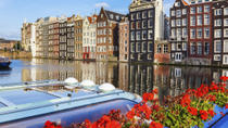 Amsterdam Super Saver: Heineken Experience and Canals Pizza Cruise, Amsterdam, Dinner Cruises