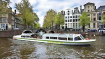 Hop-on-Hop-off-Kanalboot durch Amsterdam, Amsterdam, Day Cruises
