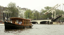 Private Tour: Amsterdam Canals Sightseeing Cruise, Amsterdam, Hop-on Hop-off Tours