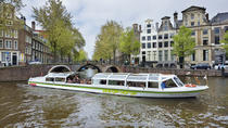 Tour in battello Hop-On Hop-Off dei canali di Amsterdam con biglietto per il Rijksmuseum, Amsterdam, Hop-on Hop-off Tours