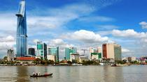 3-DAY TOURS : HOP ON HOP OFF CITY TOUR - CU CHI TUNNELS, Ho Chi Minh City, Hop-on Hop-off Tours