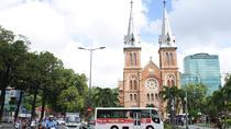 4-DAY TOURS: HOP ON HOP OFF BUS TOUR - MEKONG DELTA TOUR - CU CHI TUNNELS, Ho Chi Minh City, Hop-on...