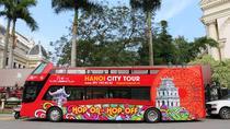 COMBO TOUR: HANOI CITY TOUR HOP ON HOP OFF 48-HOUR VALID AND AIRPORT SHUTTLE BUS, Hanoi, Hop-on...