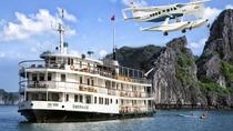 Halong Bay Flight and Emeraude Cruise Overnight from Hanoi, Hanoi