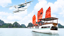 Halong Bay Flight from Hanoi and L'Azalee Private Day Cruise, Hanoi, Day Cruises