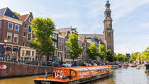 Amsterdam 1-Hr Canal Cruise from Central Station with Optional Attraction Tickets, Amsterdam, Bike ...