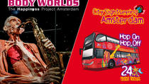 Amsterdam Combo: Body Worlds & City Sightseeing Hop-On Hop-Off Tour, Amsterdam, Skip-the-Line Tours
