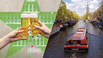 Amsterdam Combo: Heineken Experience and 1-Hour Canal Cruise, Amsterdam, Super Savers