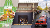 Amsterdam Combo Package: Heineken Experience, Rijksmuseum & Canal Cruise, Amsterdam, Skip-the-Line...