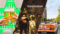 Amsterdam Combo Package: Heineken Experience, Rijksmuseum & Canal Cruise, Amsterdam, Skip-the-Line ...