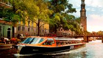 Amsterdam Fast-Track Canal Cruise from Central Station with Optional Attraction Tickets, Amsterdam,...